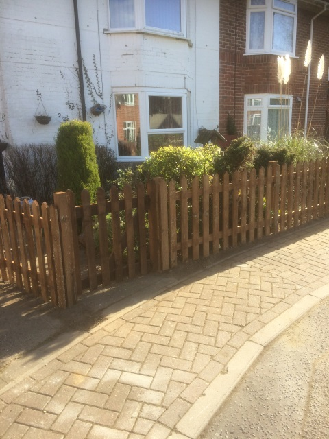 Canary Property Management Services in Norwich, Norfolk – local supply and fitter of fencing posts and panels