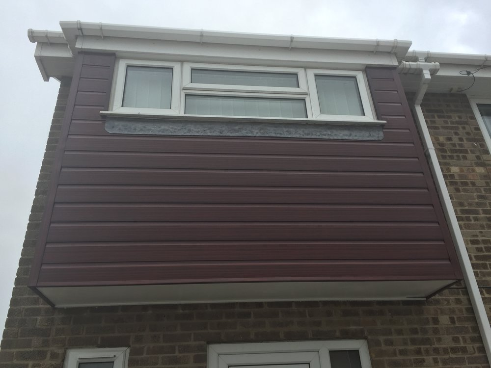 Canary Guttering Services in Norwich, Norfolk – UPVC Fascia, Soffit, Bargeboard and Cladding Installer in Norwich, Norfolk