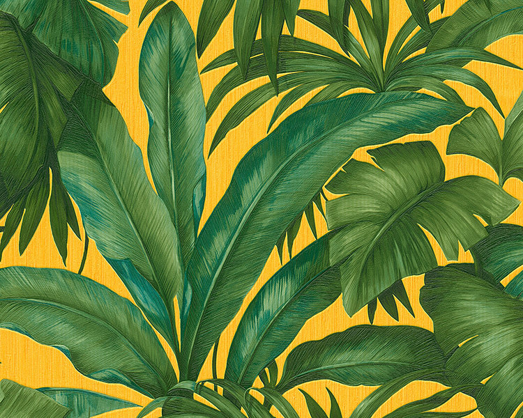 Versace Giungla Palm Tree Wallpaper Available In Several Colourways