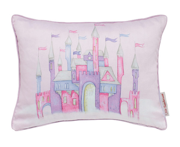 Cushions - Fairytale Castle Cushion