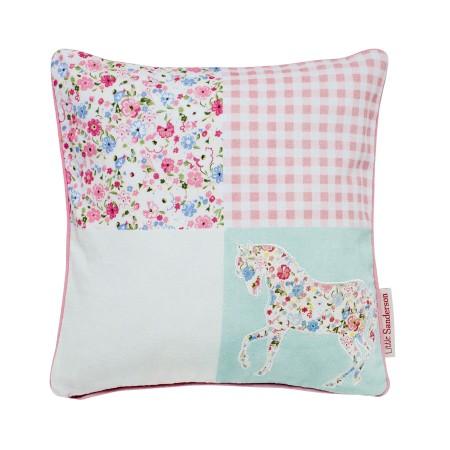 Cushions - Little Sanderson Pretty Ponies Cushion