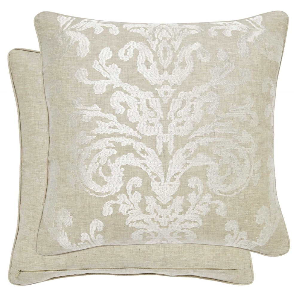 Related - Sanderson Riverside Damask Cushion
