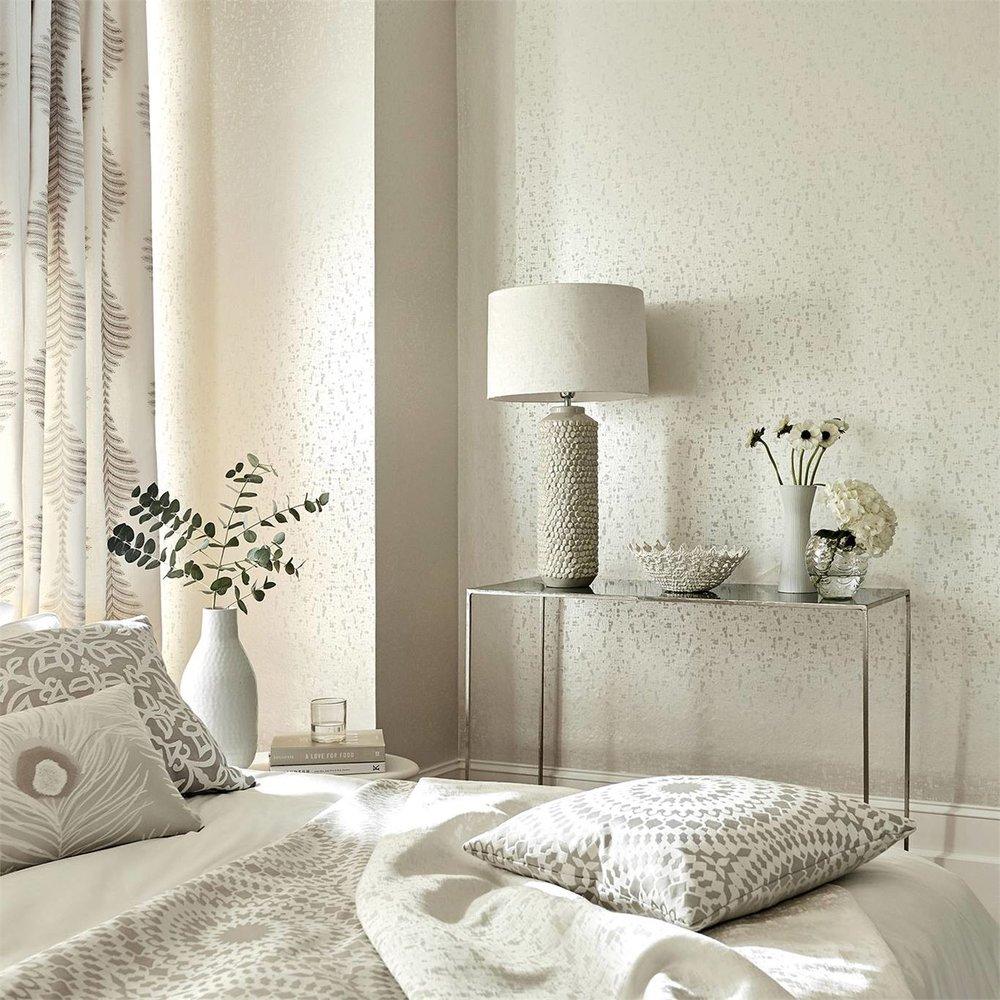 1-wallpaper-golden-neutral-bedroom-lightful-decor-lucette-paloma-harlequin-style-library.jpg