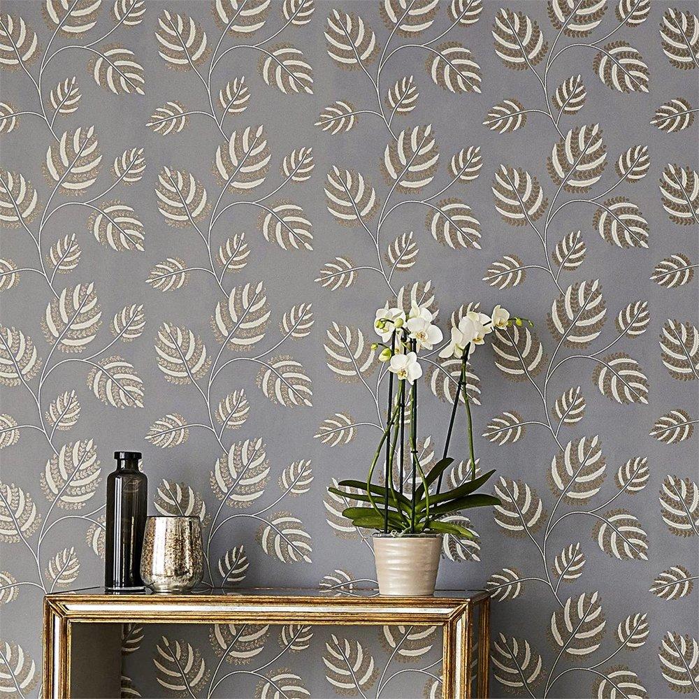 2-wallpaper-dark-grey-golden-botanical-hallway-detail-marbelle-paloma-harlequin-style-library.jpg
