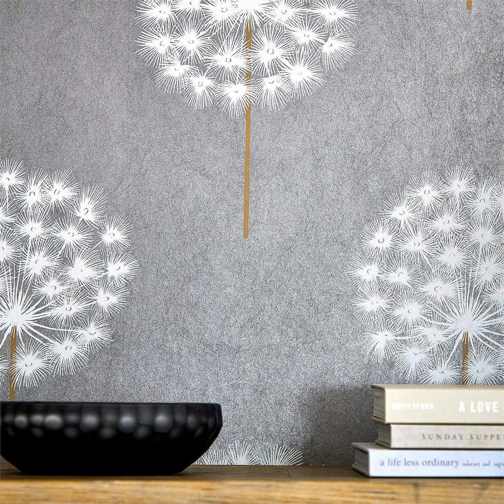 2-wallpaper-grey-white-floral-living-space-detail-amity-paloma-harlequin-style-library.jpg