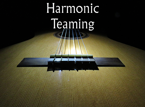 Click to enroll in Harmonic Teaming