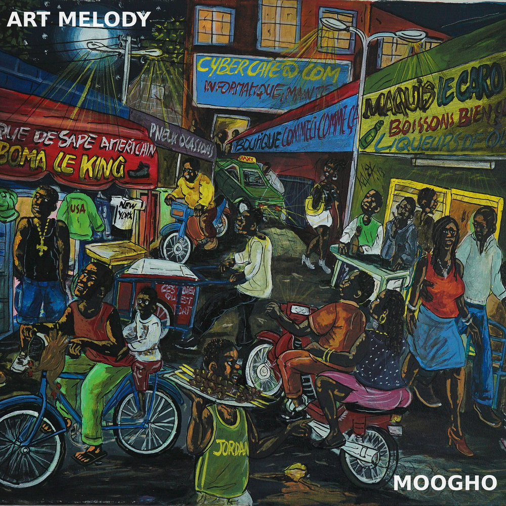 ART MELODY - MOOGHO (AKWAABA MUSIC, 2015)