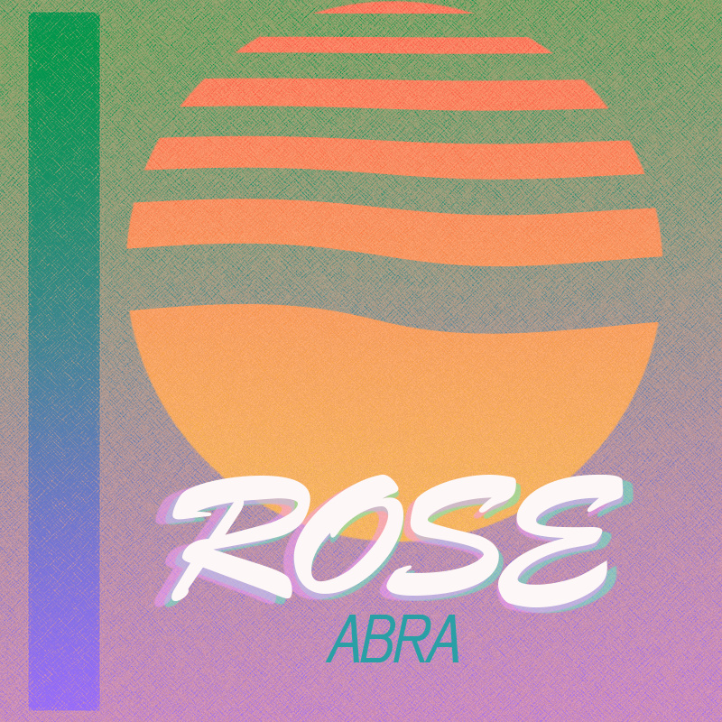 ABRA - ROSE (AWFUL RECORDS, 2015)