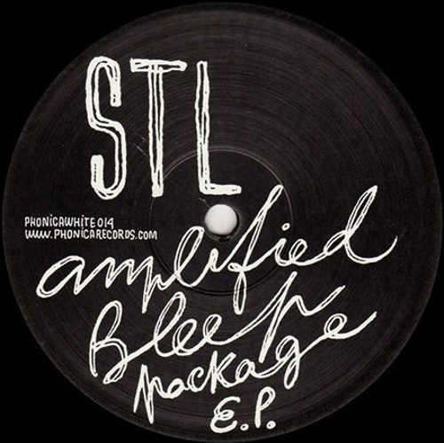 STL- AMPLIFIED BLEEP PACKAGE EP (PHONICA WHITE, 2016)