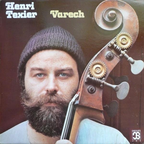 HENRI TEXIER - VARECH (EURODISC, 1977)