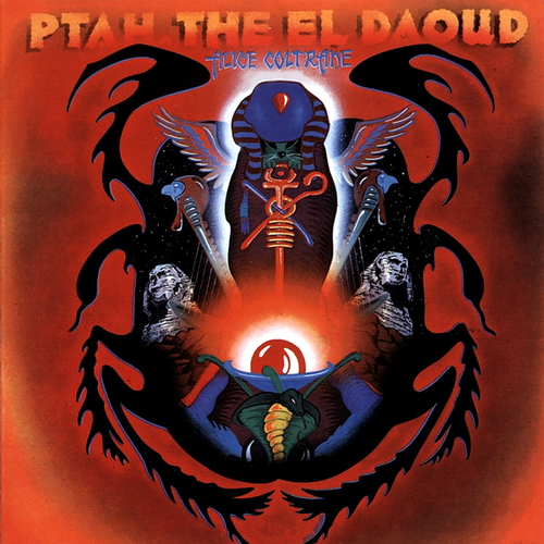 ALICE COLTRANE - PTAH THE EL DAOUD (IMPULSE! RECORDS, 2016)
