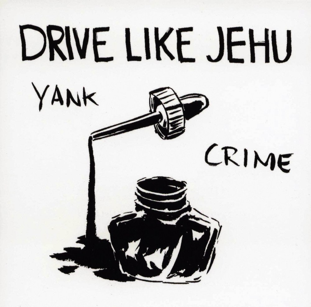 DRIVE LIKE JEHU - YANK CRIME (INTERSCOPE RECORDS, 1994)