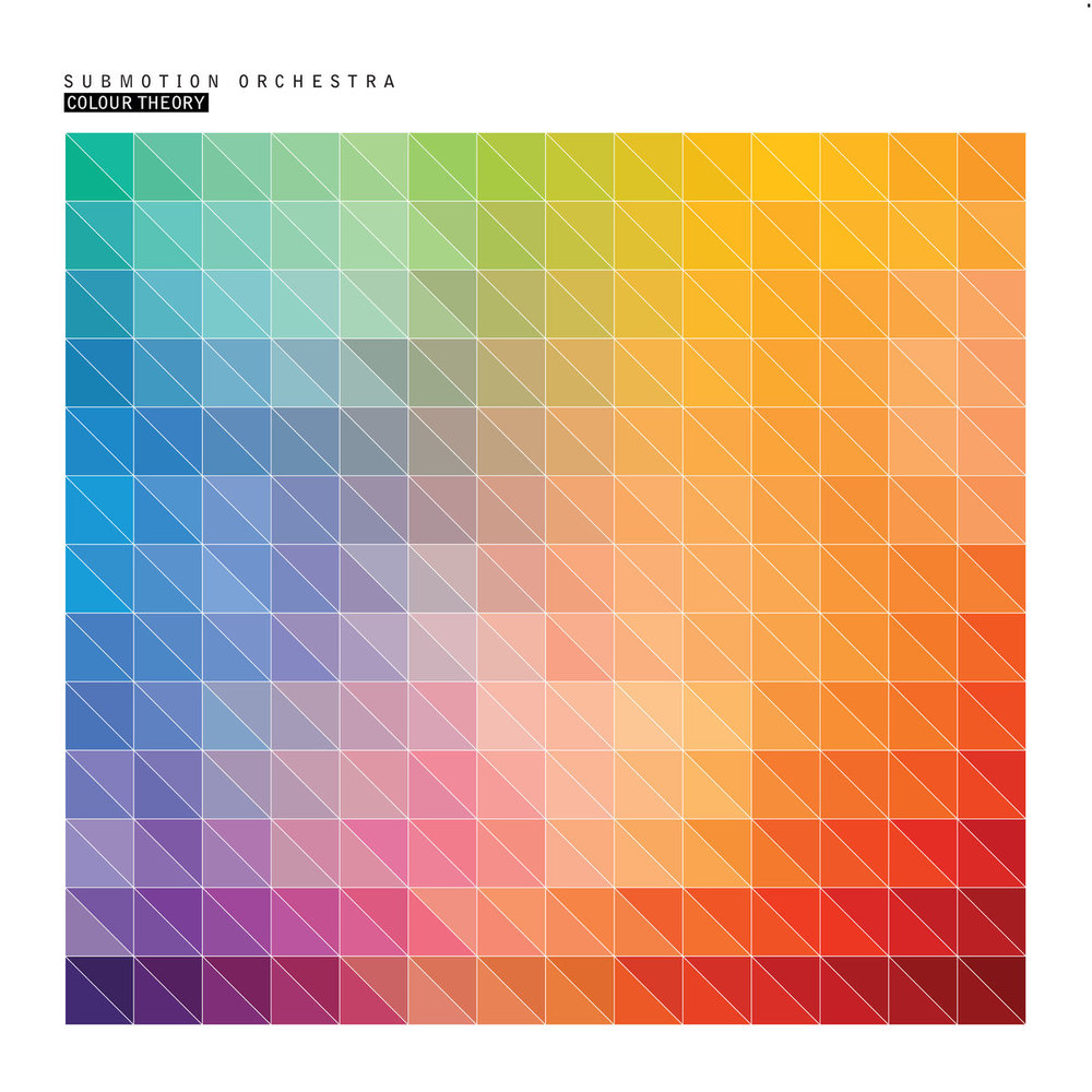 SUBMOTION ORCHESTRA - COLOUR THEORY (COUNTER RECORDS, 2016)