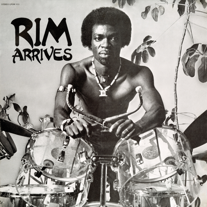 RIM KWAKU OBENG - RIM ARRIVES/INTERNATIONAL FUNK (RISING TIMES RECORDS, 1980)