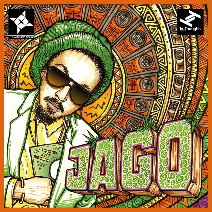 JAGO - MICROPHONES AND SOFAS (TRU THOUGHTS, 2016)