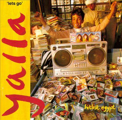 VA - Yalla - Hitlist Egypt