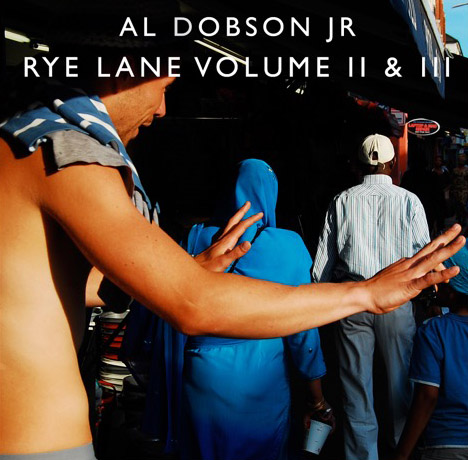 AL DOBSON JR - RYE LANE VOL II & III (RHYTHM SECTION INTERNATIONAL, 2016)