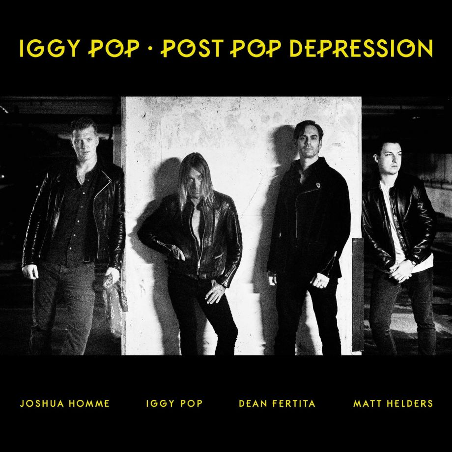 IGGY POP - POST POP DEPRRESSION LOMA (VISTA RECORDINGS, 2016)
