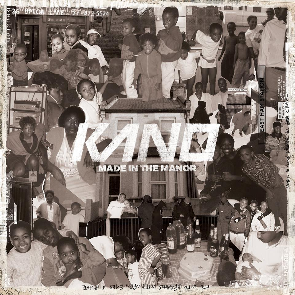 KANO - MADE IN THE MANOR (PARLOPHONE, 2016)