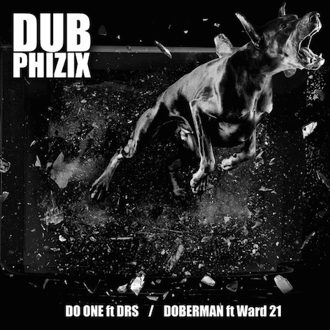 DUB PHIZIX - DO ONE / DOBERMAN (SENKA SONIC, 2016)