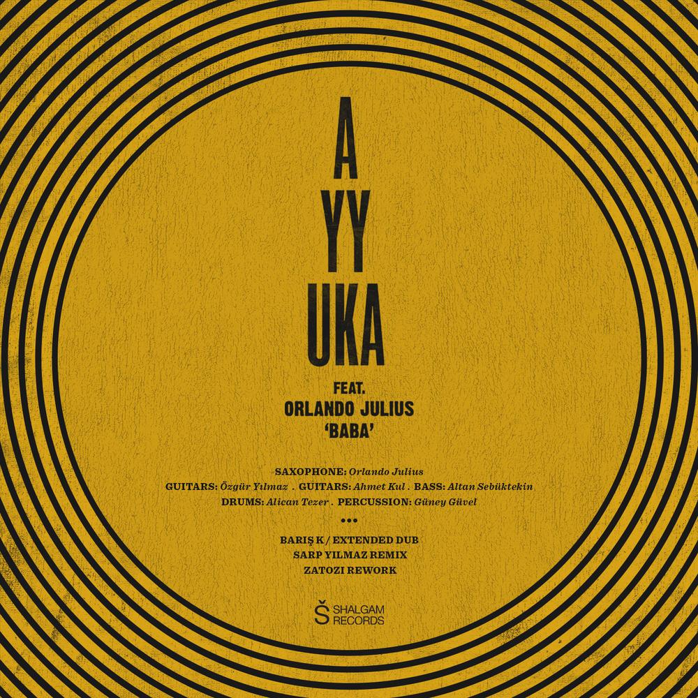 AYYUKA - SÖMESTR (SHALGAM RECORDS, 2015)