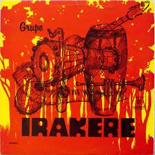 GRUPO IRAKERE - GRUPO IRAKERE (AREITO, 1976)