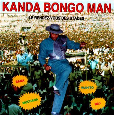 KANDA BONGO MAN - LE RENDEZ-VOUS DES STADES (K.B.M, 1993)