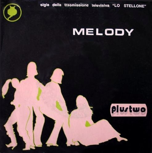 PLUSTWO - MELODY / STOP FANTASY (MOTHBALL [REPRESS], 2016)