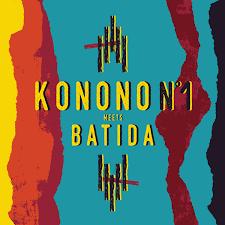 KONONO N°1 MEETS BATIDA - NLELE KALUSIMBIKO (CRAMMED RECORDS, 2016)