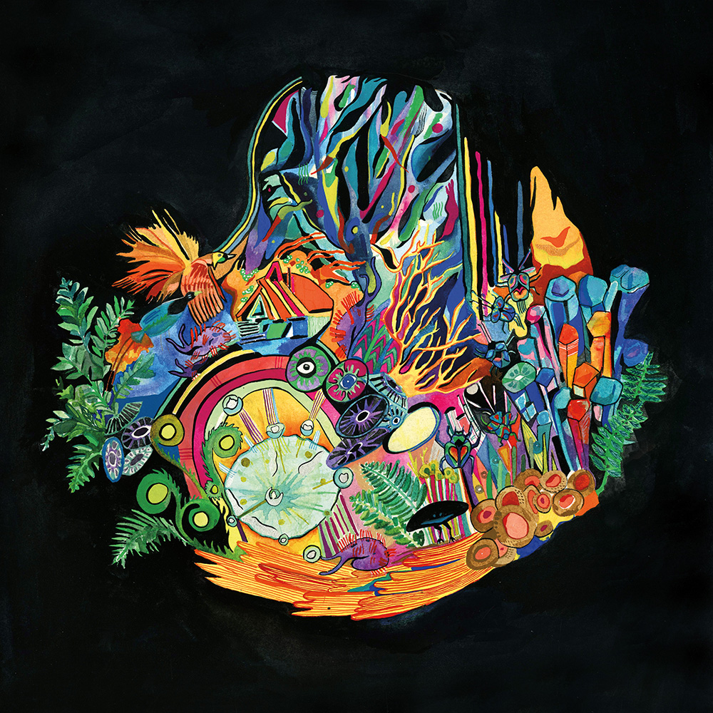 KAITLYN AURELIA SMITH - EARS (WESTERN VINYL, 2016)