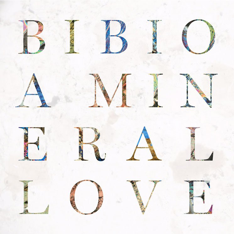 BIBIO - A MINERAL LOVE (WARP RECORDS, 2016)