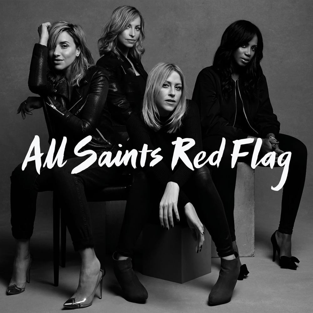 ALL SAINTS - RED FLAG (LONDON RECORDS, 2016)