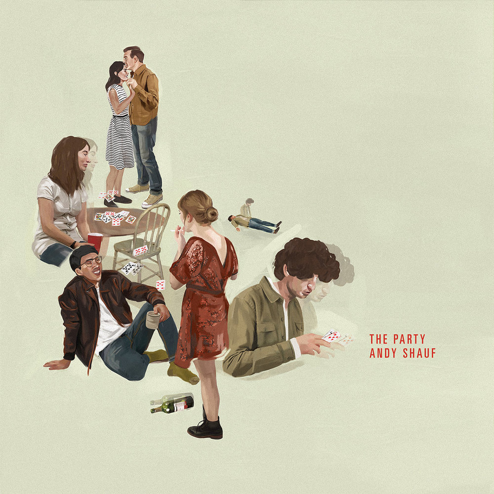 ANDY SHAUF - THE PARTY (ANTI, 2016)