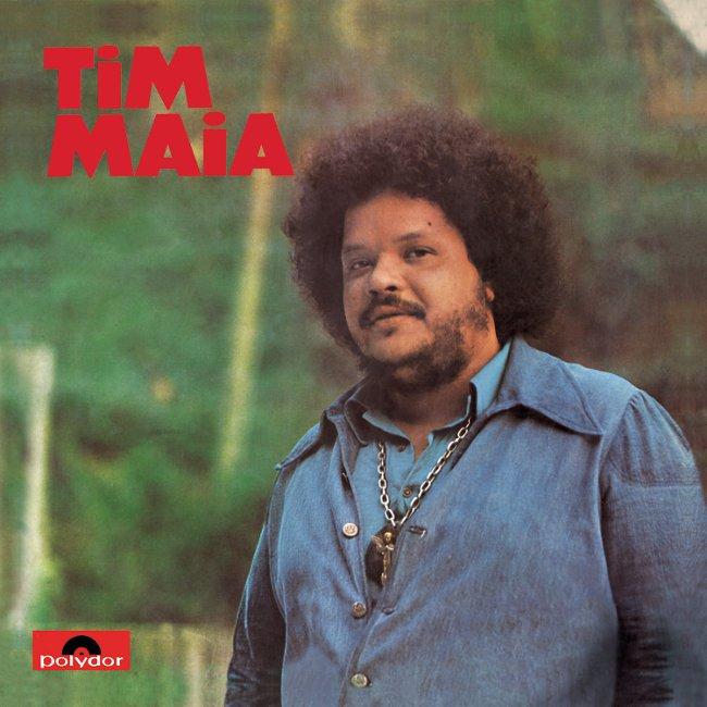 TIM MAIA -TIM MAIA (POLYDOR, 1973)