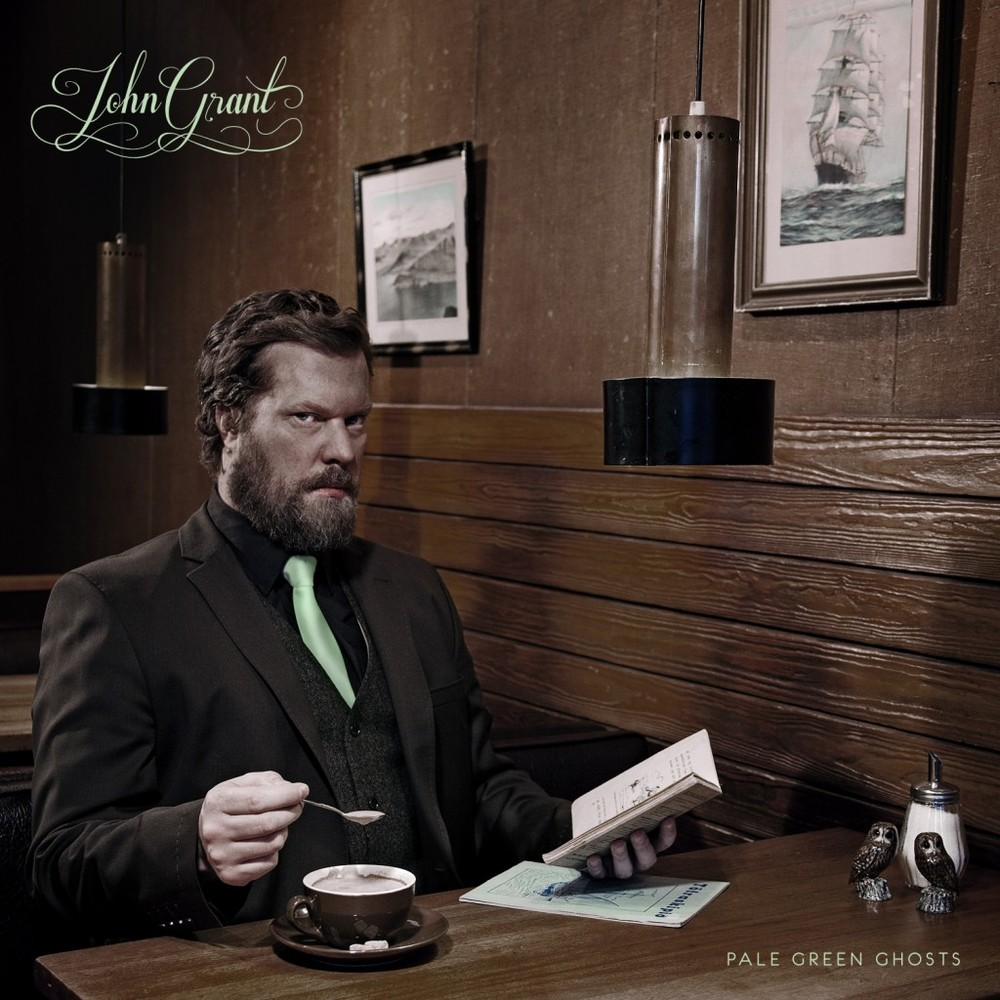 JOHN GRANT - PALE GREEN GHOSTS (BELLA UNION, 2013)