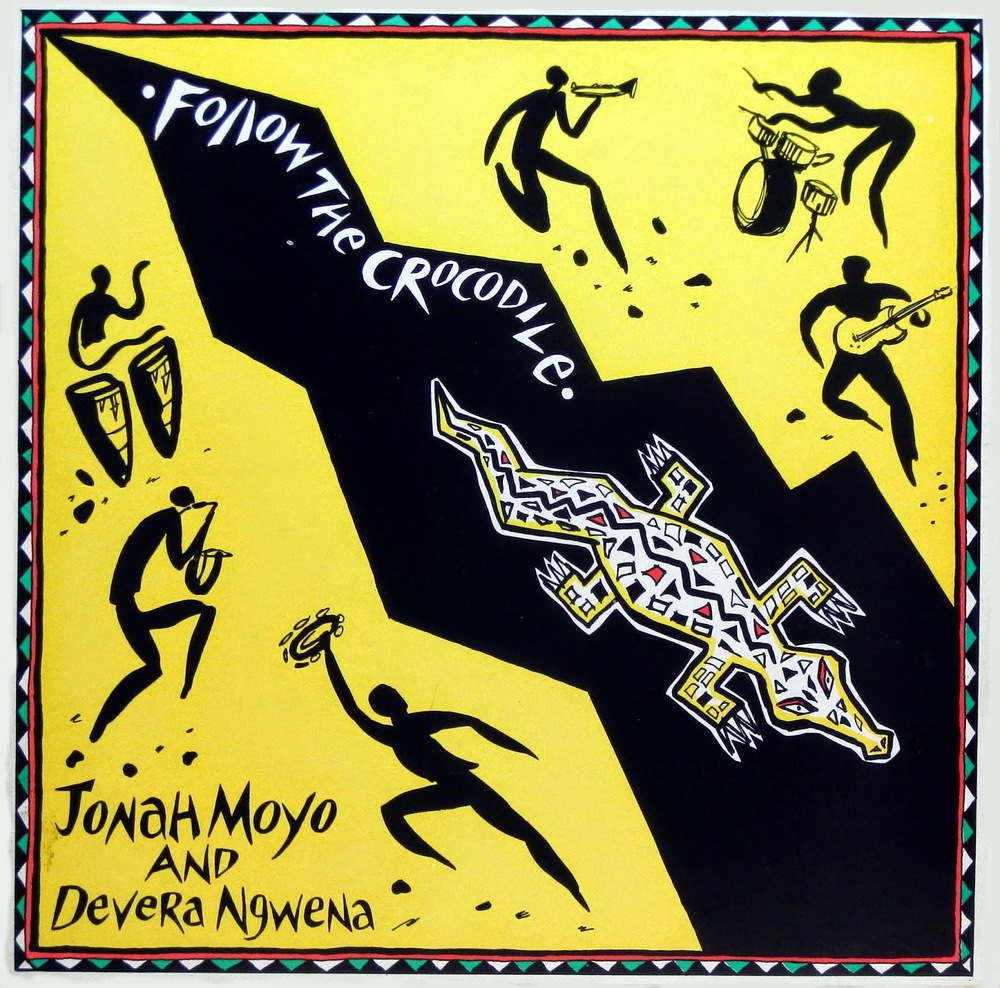 JONAH MOYO AND DEVERA NGWENA – FOLLOW THE CROCODILE! (ONE HEART, 1988)