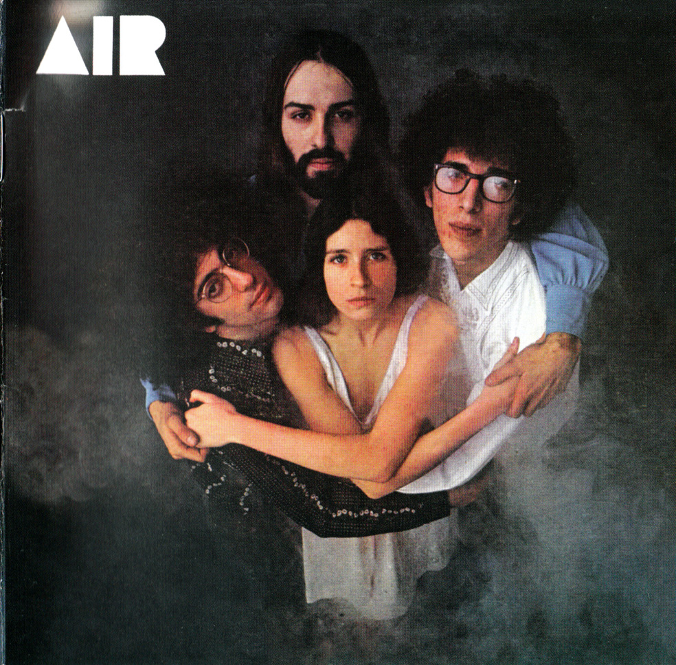 AIR - AIR (EMBRYO RECORDS / BE WITH RECORDS, 1971/2016)