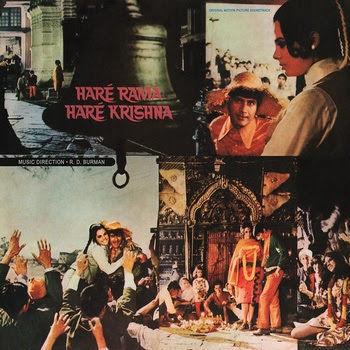 RAHUL DEV BURMAN - HARE RAMA HARE KRISHNA (ODEON, 1971)