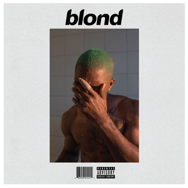 FRANK OCEAN - BLOND (BOYS DON'T CRY, 2016)