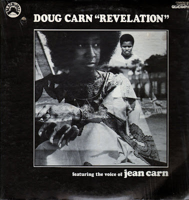 DOUG CARN - REVELATION (BLACK JAZZ RECORDS, 1973)