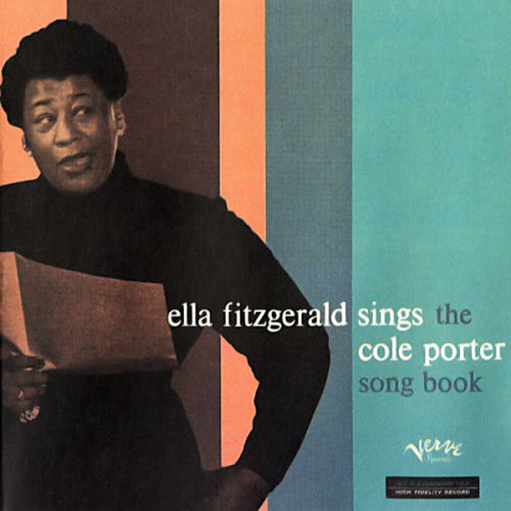 ELLA FITZGERALD SINGS THE COLE PORTER SONG BOOK (VERVE, 1956)
