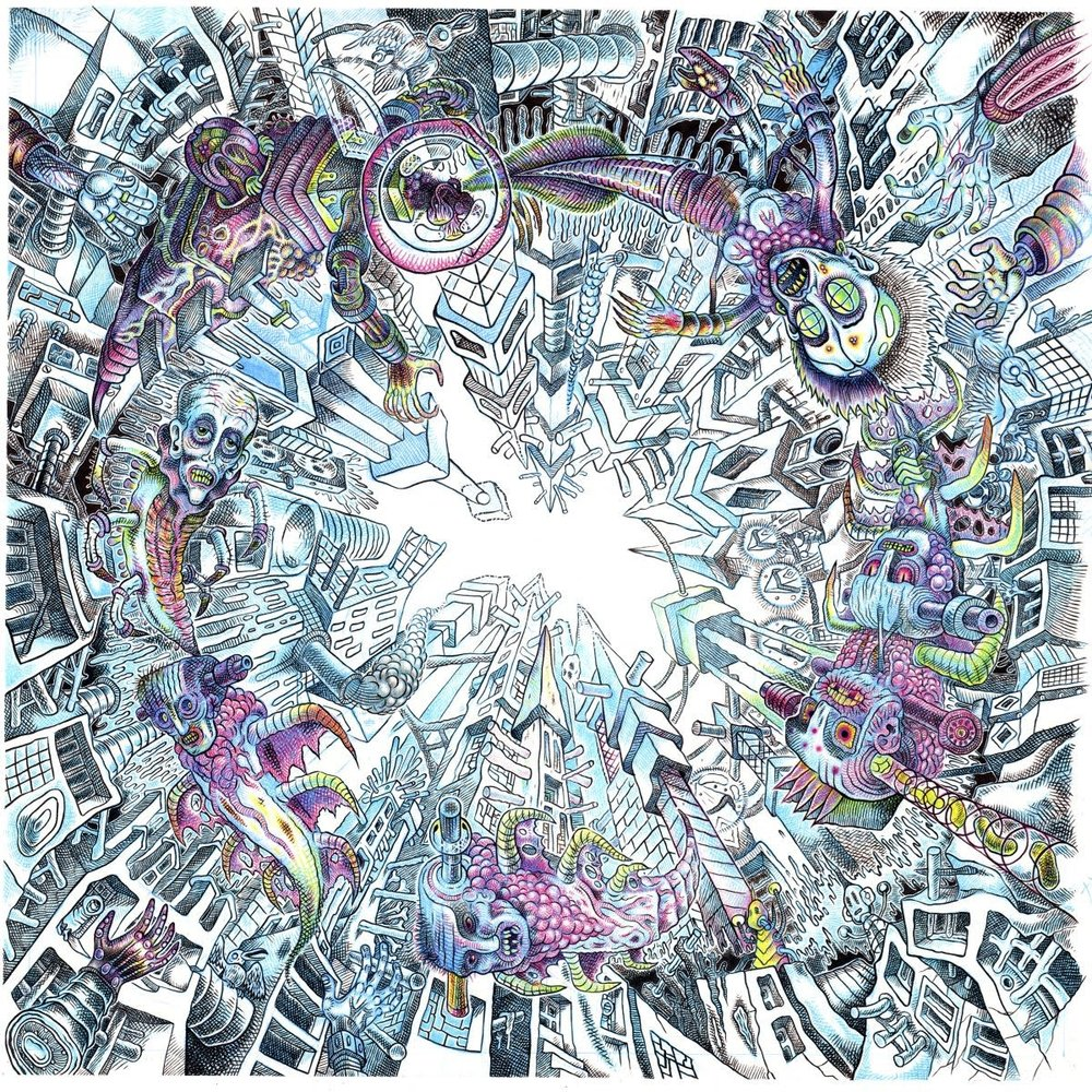 SHACKLETON WITH ERNESTO TOMASINI - DEVOTIONAL SONGS (HONEST JON'S RECORDS, 2016)