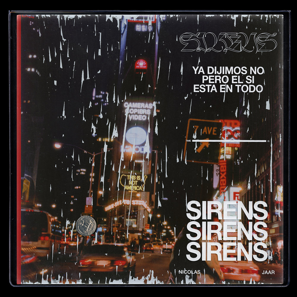 NICOLAS JAAR - SIRENS (OTHER PEOPLE, 2016)
