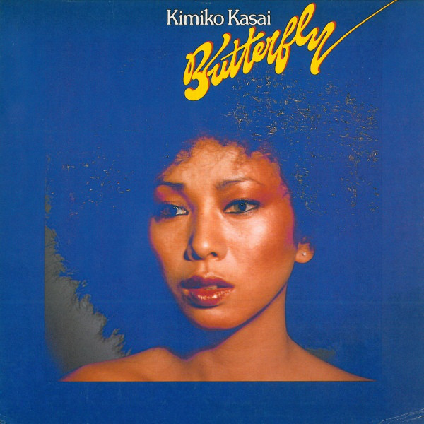 KIMIKO KASAI & HERBIE HANCOCK - BUTTERFLY (SONY RECORDS, 1997)