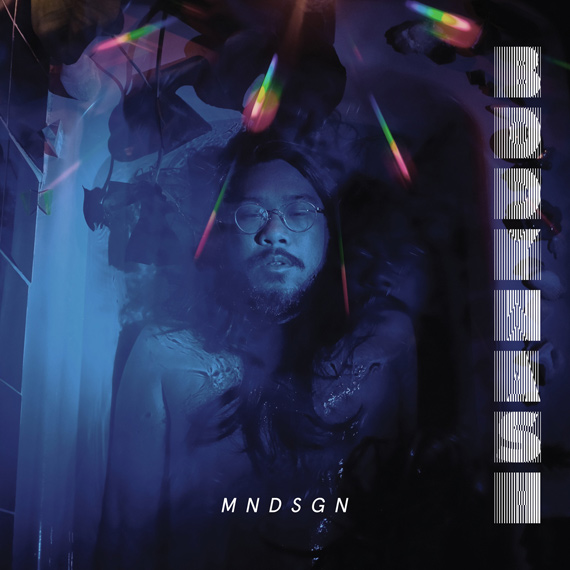 MNDSGN - BODY WASH (STONES THROW, 2016)