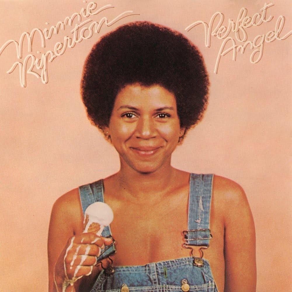 MINNIE RIPERTON - PERFECT ANGEL (EPIC, 1974)