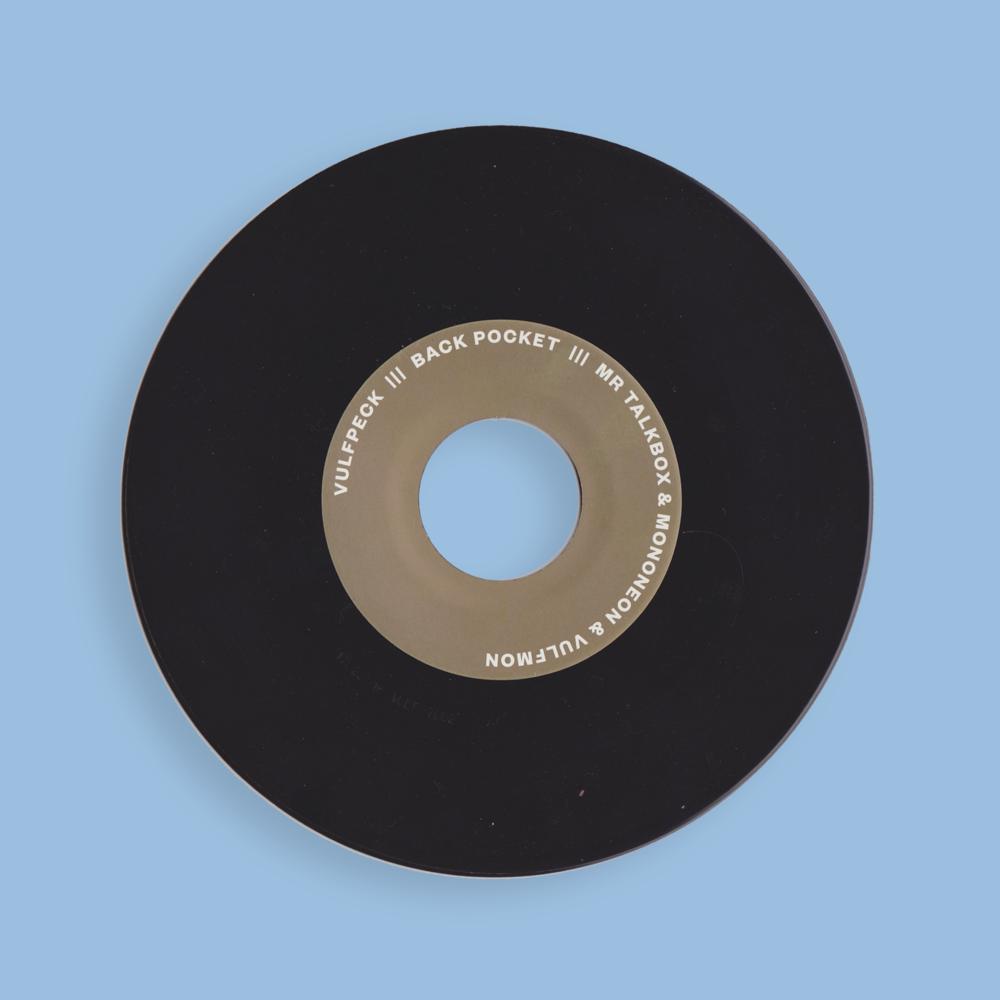 VULFPECK - 'BACK POCKET' (VULF RECORDS, 2015)