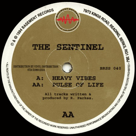 THE SENTINEL – 'PULSE OF LIFE' (BASEMENT RECORDS, 1994)