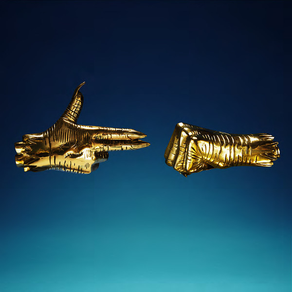 RUN THE JEWELS - RTJ3 (RUN THE JEWELS, INC., 2016)