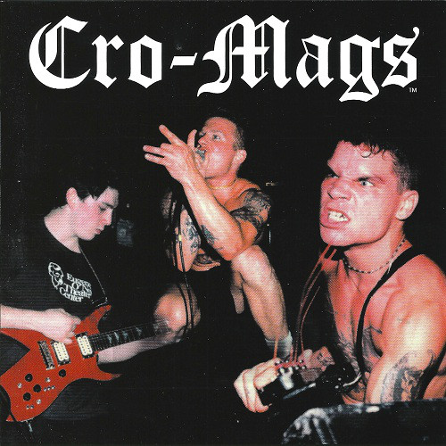 CRO-MAGS - BEFORE THE QUARREL (CRO-MAG RECORDINGS, 2000)